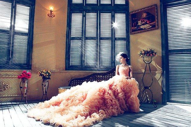 Vestito da sposa: al primo posto nei desideri di una donna