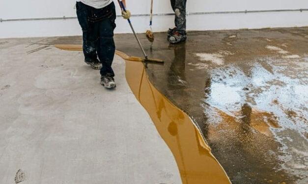 Posa pavimenti in resina: trucchi e consigli