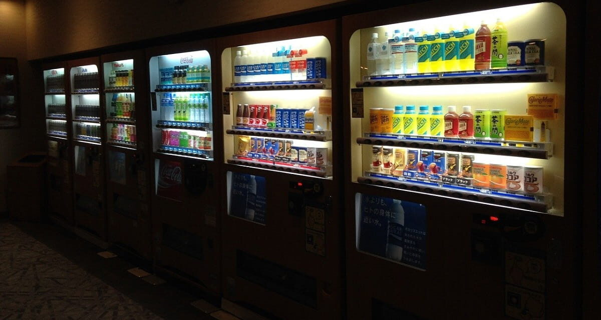 Distributori automatici di bevande: un settore in forte aumento