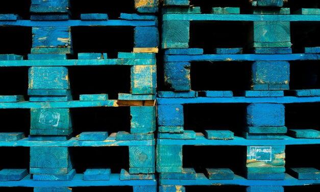 Riciclare i pallet di legno: soluzioni e consigli utili